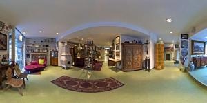 Antiquitäten - Künstleröfen - Volkskunst