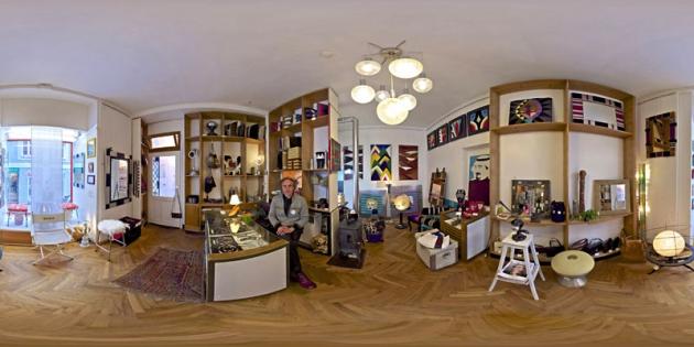 Barix Accessoires Salon Interieur
