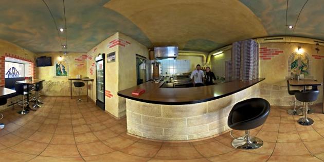 Pizza Haus