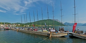 RC44 Austria Cup Traunsee