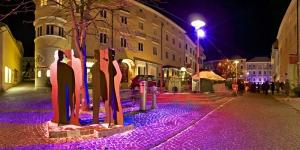 Weihnachtsstadt - Skulpturenweg