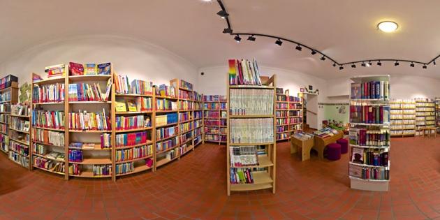 Stadtbücherei Gmunden